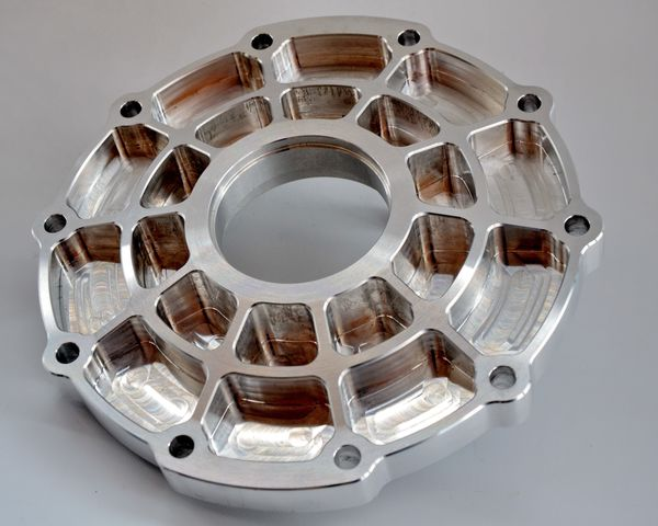 Differential side cover motorsports for 901/914