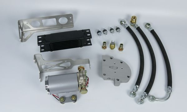 Porsche 915 Oil cooling complete kit