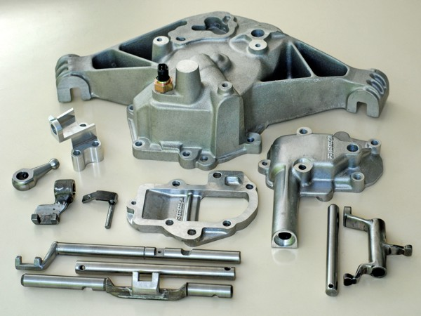 Gearbox conversion kit